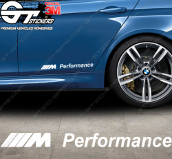 Stickers BMW M Performance