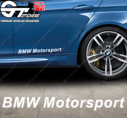 Stickers BMW Motorsport