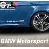 Stickers BMW Motorsport