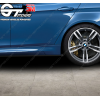 Sticker Powered by BMW Performance