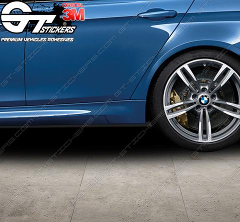 17 Stickers Mercedes-Benz / AMG
