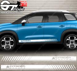 kit bandes latérales Citroën Racing Type
