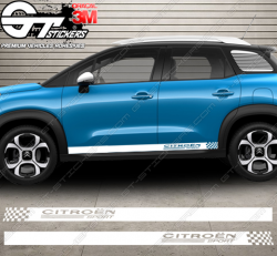 kit bandes latérales Citroën Sport X Style