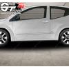 Kit Bandes latérales Citroën C2 VTS