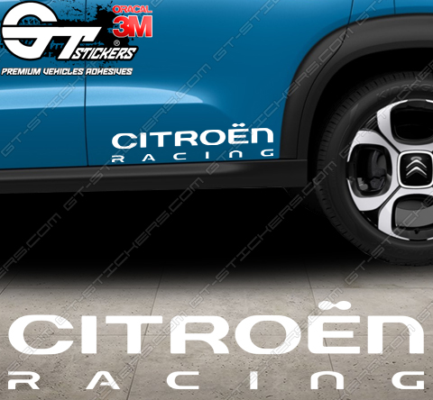 Stickers Citroën Racing ST