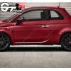 Kit réplica Bandes latérales Fiat 500 Abarth