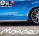 Stickers Ford Mondéo, taille au choix