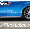 Sticker Ford Mondéo, taille au choix