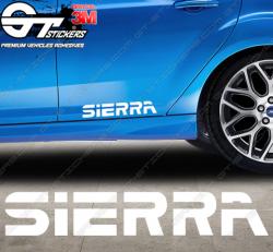 Sticker Ford Sierra, taille au choix