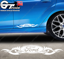 Sticker Ford Tribal, taille au choix