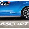 Sticker Ford Escort, taille au choix