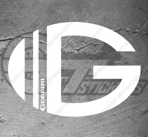 Planche de 6 stickers MOTO GP