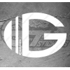 Sticker logo Vintage Gordini, taille au choix