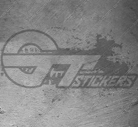 Planche de 17 stickers CONTINENTAL