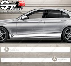 kit bandes latérales Mercedes STR Design