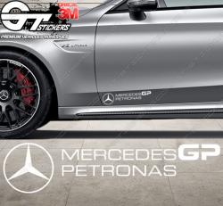 Stickers Mercedes Petronas GP