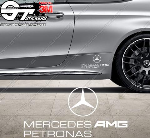 Stickers Mercedes AMG Petronas