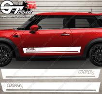 Kit Bandes Latérales Mini Cooper Rnd Design