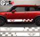 Kit Bandes Latérales Mini Cooper Racing N3
