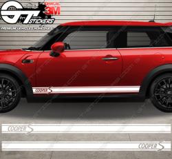 kit bandes latérales Mini Cooper S