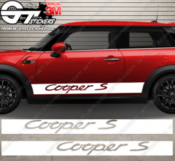 kit bandes latérales Mini Cooper S XL