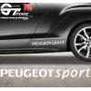 Stickers Peugeot Sport