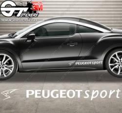Stickers Peugeot Sport Design