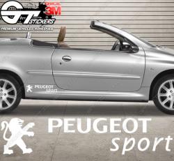 Stickers Peugeot Sport Tribute