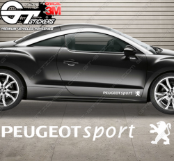 Stickers Peugeot Sport Tribute NV