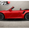 Kit bandes latérales Porsche Racing