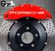 Kit 4x Stickers Porsche pour étriers de frein