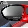 Kit 3x Stickers Porsche spécial rétroviseurs