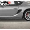 1x Stickers Porsche Cayman