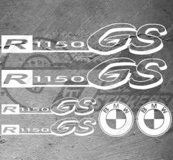 Planche XXL - Stickers BMW R1150 GS