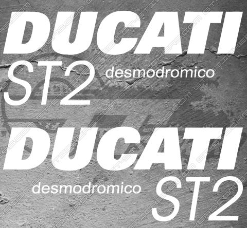 Kit Stickers DUCATI ST2 desmodromico
