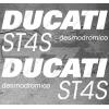 Kit Stickers DUCATI ST4S desmodromico