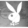 Stickers Playboy Bunny