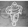 Stickers Michelin Cours