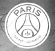 Stickers PSG Paris Saint-Germain