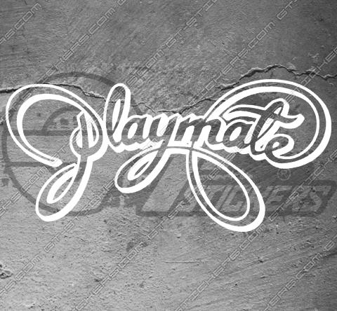 Stickers Playboy Playmate