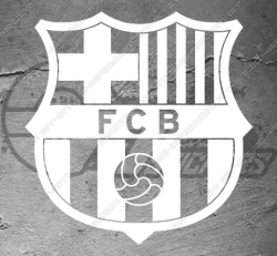 Stickers FC Barcelone
