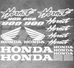 Planche XXL - 23 Stickers HONDA Hornet 900