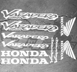 Planche XXL - 10 Stickers Honda Varadero