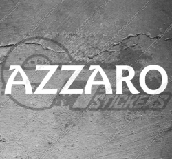 Stickers Azzaro
