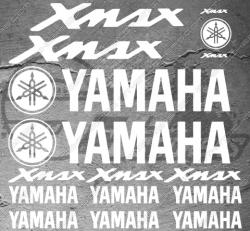 Planche de 16 Stickers Yamaha XMAX
