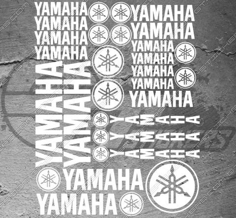 4 Stickers Suzuki Hayabusa Déco intérieur jantes Moto