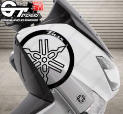 Kit 2 Stickers Logo XL Yamaha Diapason TMAX
