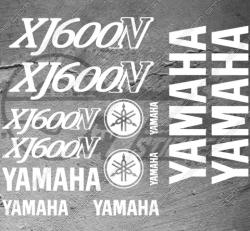 Planche XXL - 13 Stickers Yamaha XJ 600 N