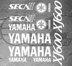 Planche XXL - 13 Stickers Yamaha XJ 600 S