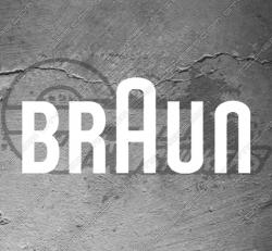 Stickers Braun